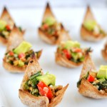 Kale and Lentil Salad Spoons - I Sugar Coat It!