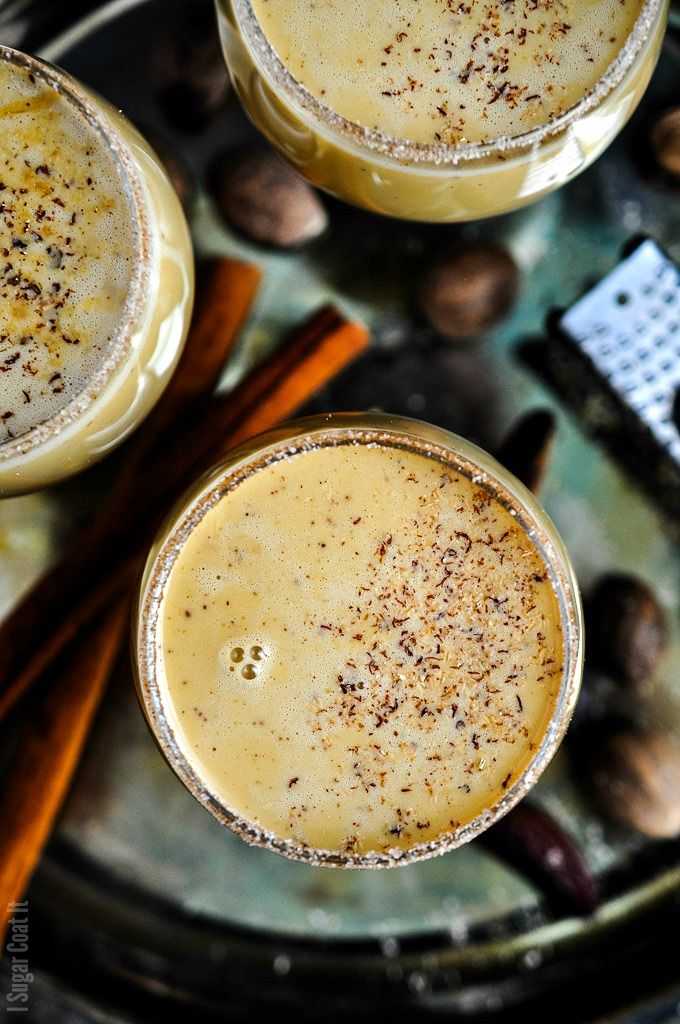 Dairy-free and downright delicious, this Silky Sous Vide Coconut Tonka Eggnog brings a touch of the tropics to a traditional holiday drink.