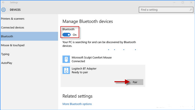 how to turn bluetooth on windows 10 - Monza berglauf-verband com