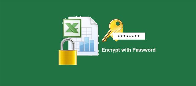 proteger el libro de Excel con contraseña