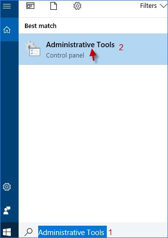 escribir herramientas administrativas