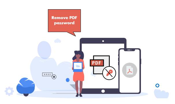 Eliminar la contraseña de PDF en iPhone o iPad