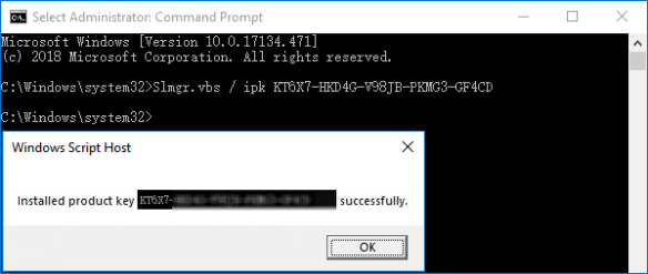 get windows 10 product key from hard drive