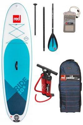red paddle 10'6 starters pakket