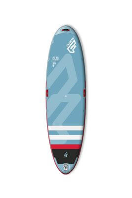 """fanatic fly air fit 10'6"""" inflatable supboard"""