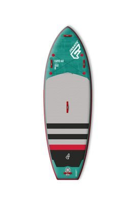 "fanatic rapid air 9'6"" inflatable supboard"