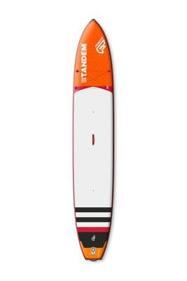 "fanatic tandem air premium 16'0"" inflatable supboard"
