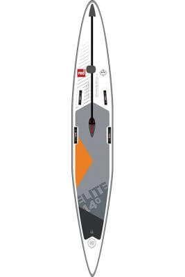 "red paddle 14'0"" x 27"" elite msl inflatable supboard"