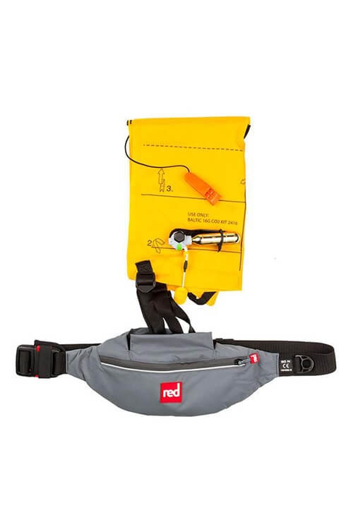 red paddle air belt