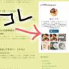 【WP】ブログにInstagramパーツを貼り付けてみた!
