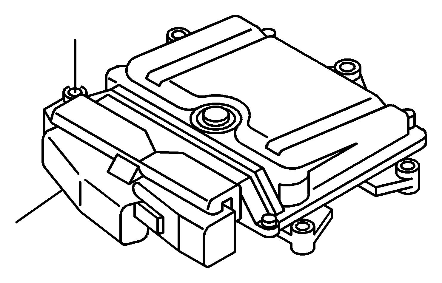 Isuzu Nqr Control Unit Engine Electrical