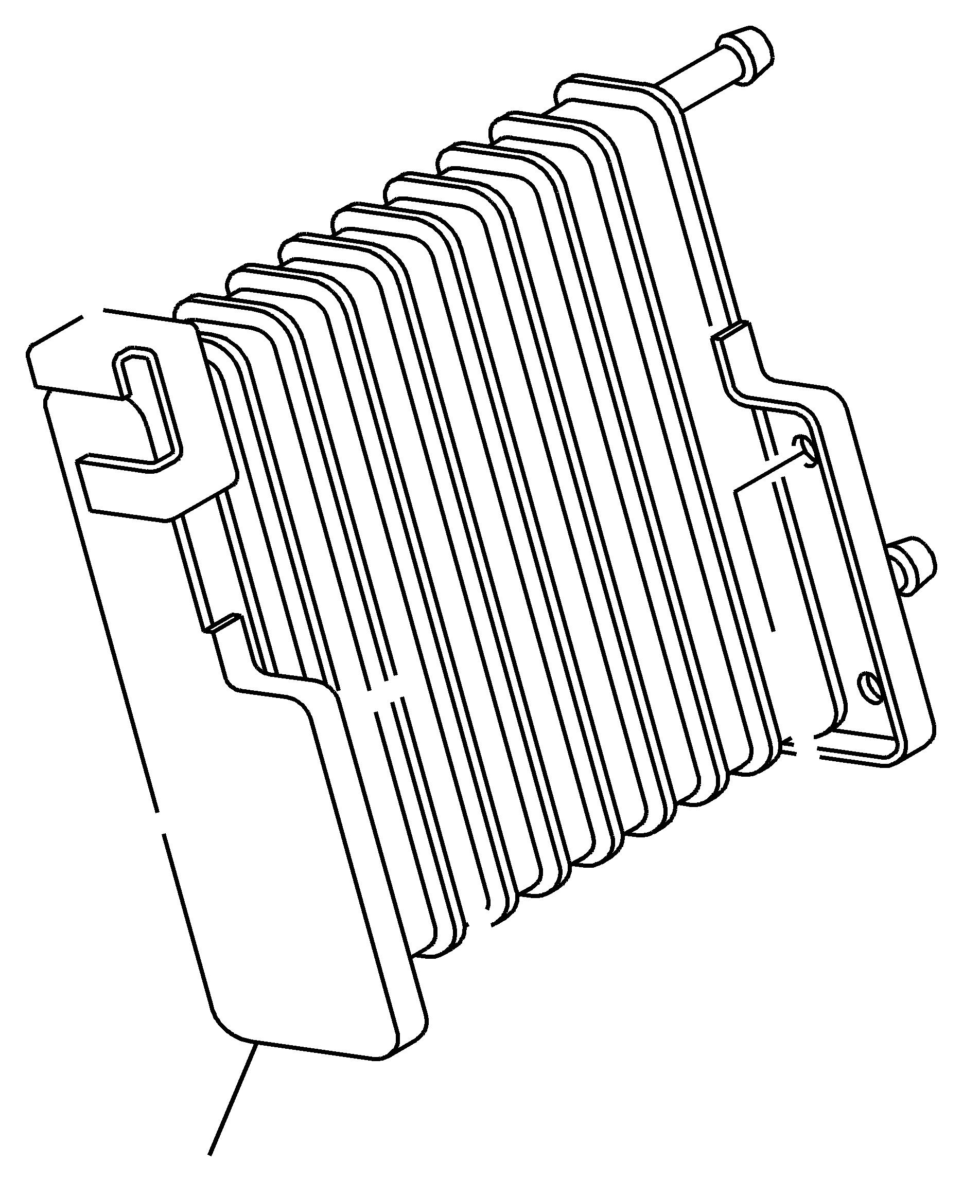 Isuzu Npr Cooler Asm Installed Lidealer Prod