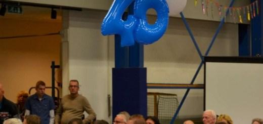 Jubileum 40 jaar Kameleon