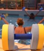 Warmwater zwemmen fitness Kameleon Den Haag