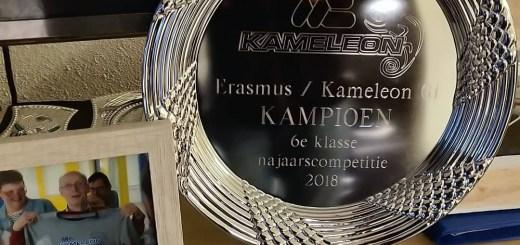 ISV Kameleon G1 najaarskampioen 2018