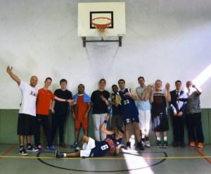 Loopbasketbalteam 2015