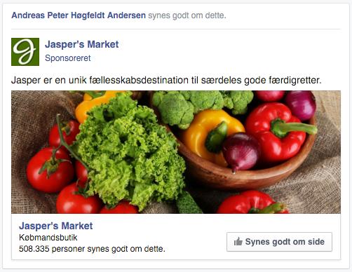 Undgå at dit navn og billede fremgår i reklamer fra Facebook