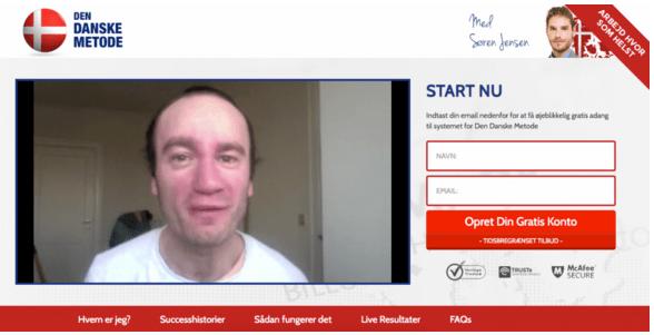 den danske metode tjen penge