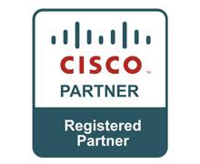 cisco registered partner logo
