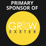Grow Exeter Main Sponsor