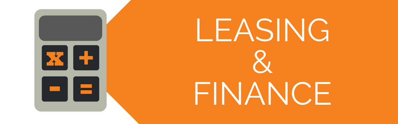 leasing and finance