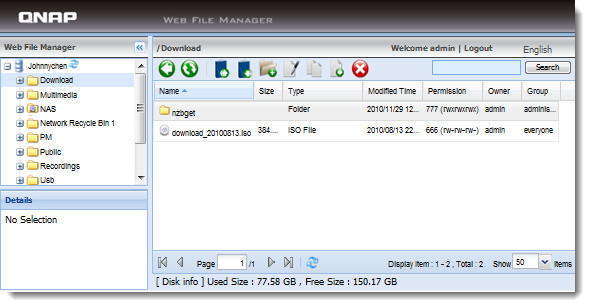 Web File Manager - IT Support Singapore Company for ...