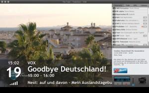 Mit The Tube, Placeshift und Live TV kommt DVB-T auf das iPhone