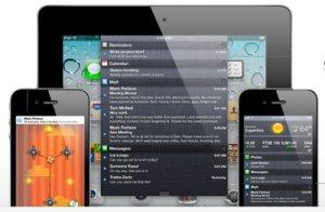 Mit iMessage hat man alle Nachrichten, Anrufe, Termine, etc. stets im Blick