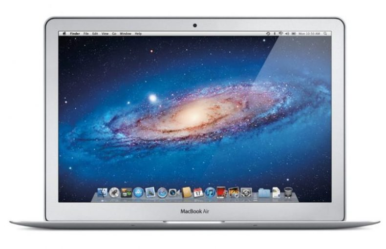 Meins: Macbook Air 13 Zoll 128 GB für 430 Euro!