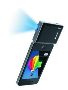 Mobiler für das iPhone und iPad: MobileCinema i20 von Aiptek