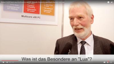 Robert Bühlmann, Geschäftsführer und CTO der Profimatics GmbH