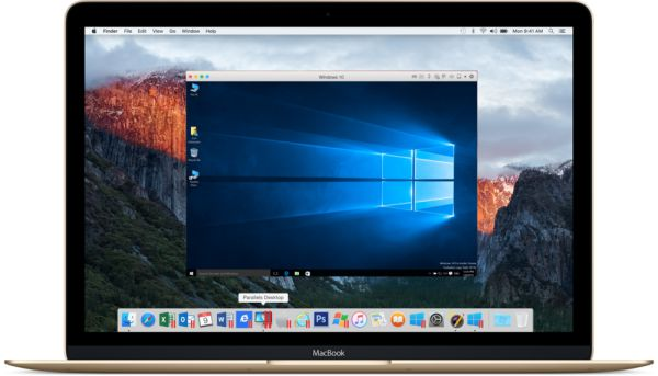 Parallels Desktop für Mac Business Edition