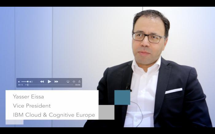 Yasser Eissa von IBM Deutschland über IBM Cloud Services und IBM Bluemix