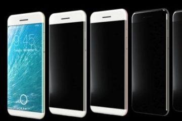 iPhone 8-Konezpt (Quelle EverythingApplePro)