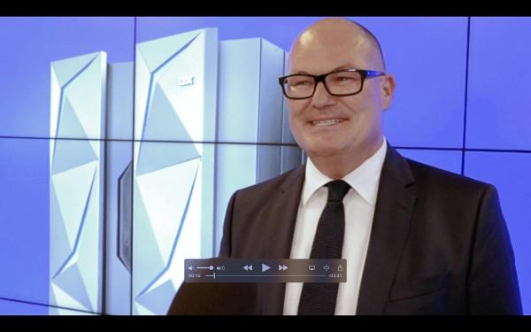 [Video] Lars Herrmann (IBM) über das IBM Z-Event