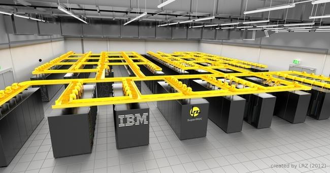 SuperMUC-NG: Der nächste Supercomputer aus München