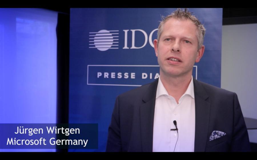 [Videochat] Jürgen Wirtgen von Microsoft zum Thema Künstliche Intelligenz