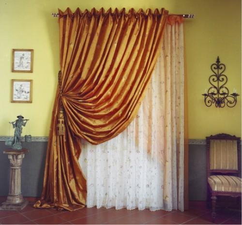 La scelta di tende e tendaggi. Casa Moderna Roma Italy Tende Per Salotti Classici