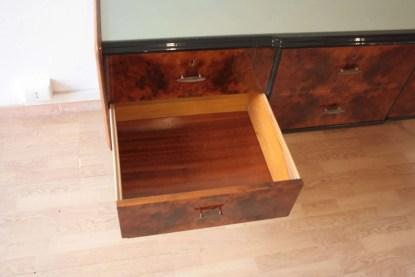 Vintage low sideboard