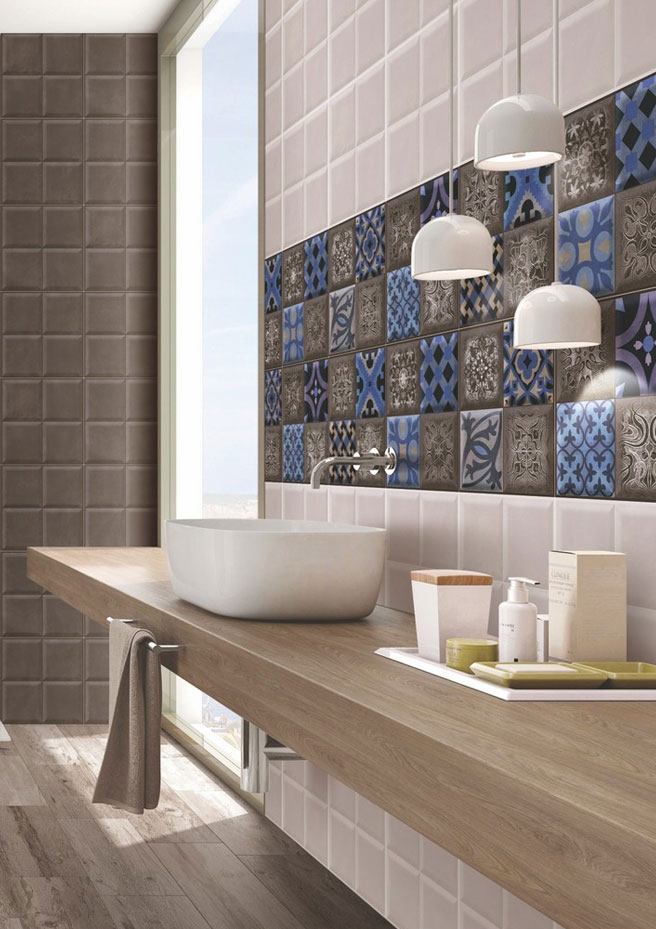 Kitchen Tiles Design Highlighters