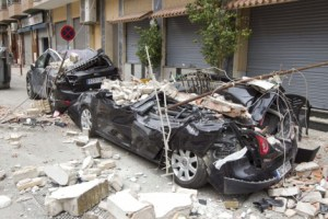 terremoto lorca 2011