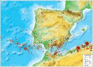 terremoti spagna