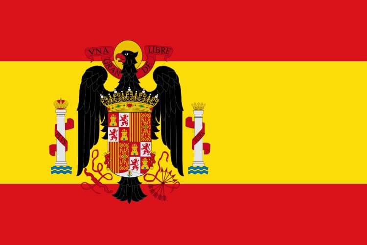 bandiera franchista