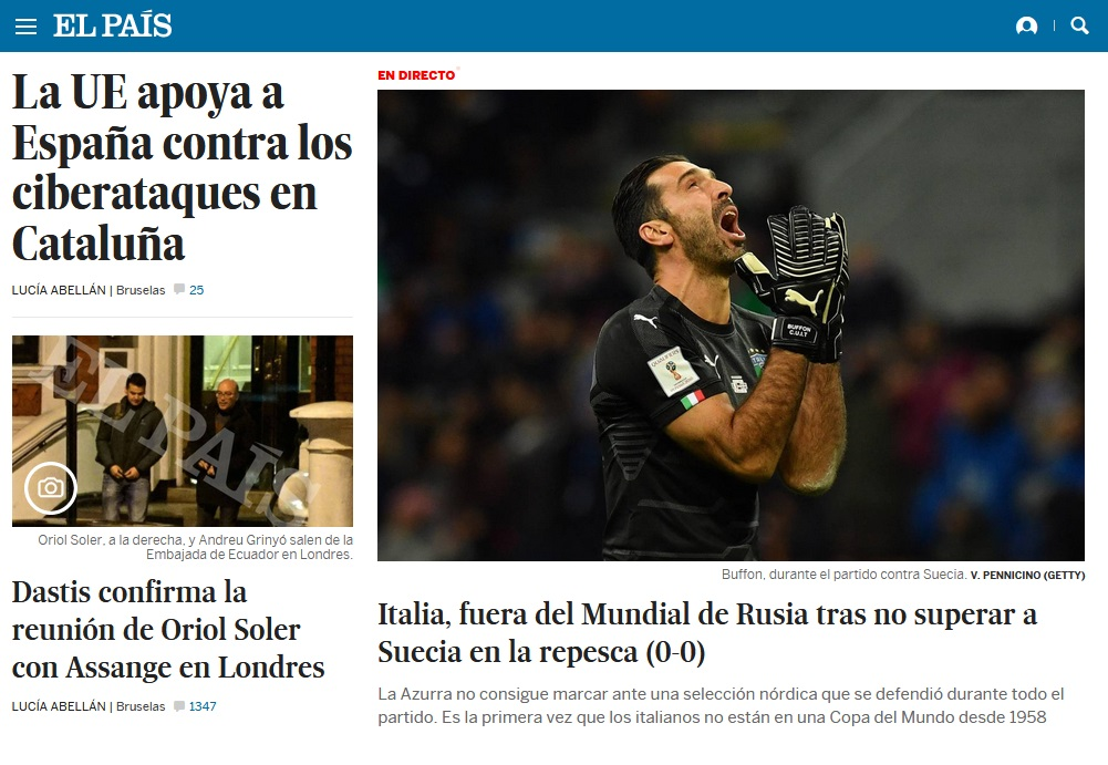 Giornali spagnoli sportivi online dating