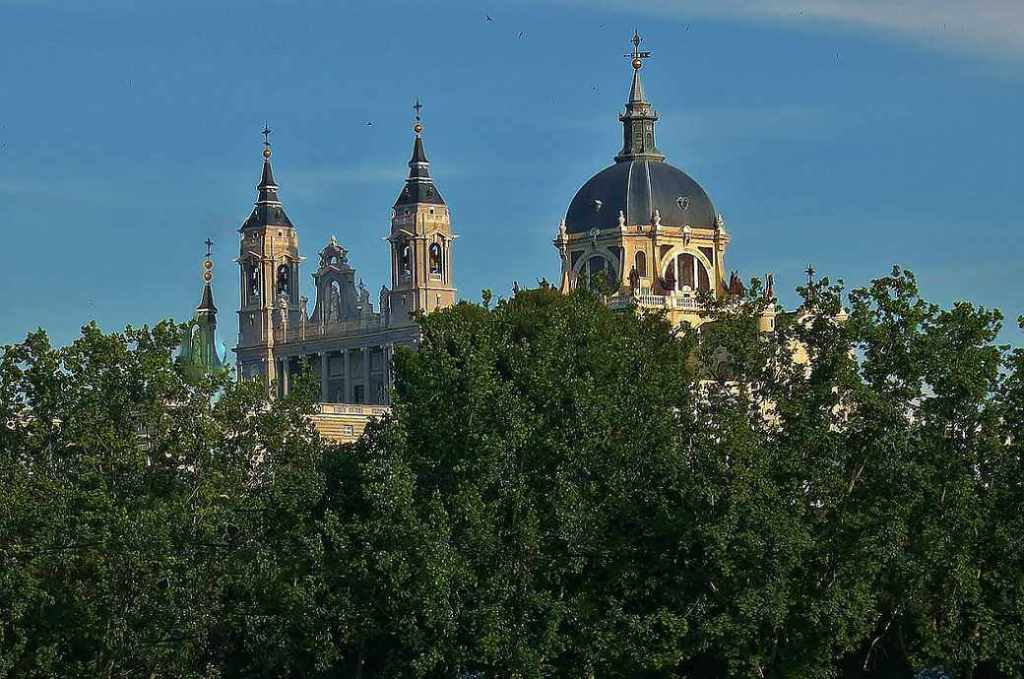 cattedrale madrid