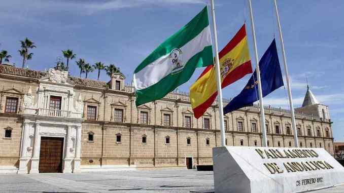 parlamento andalusia
