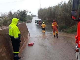 allagamenti inondazioni spagna