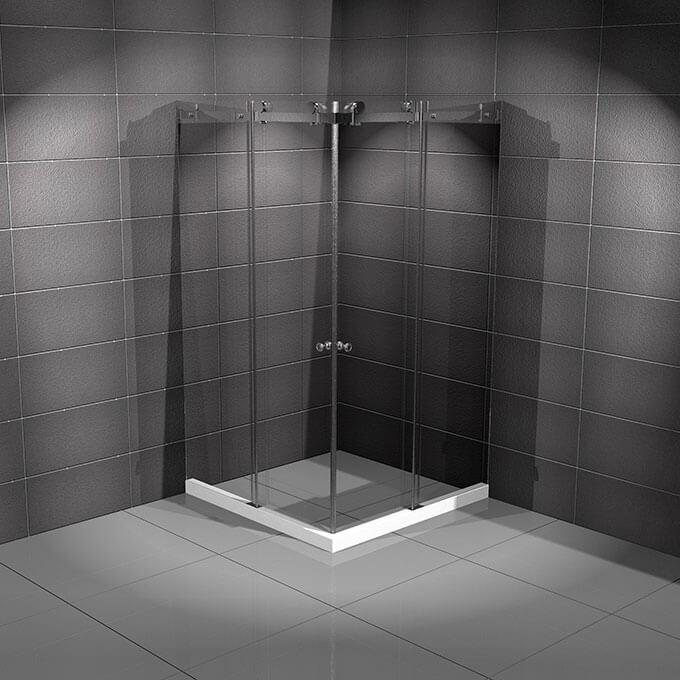 一太淋浴門 皇冠5058-3