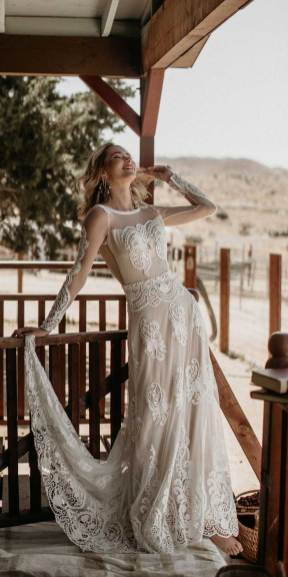 charming wedding dresses, boho wedding dresses, long sleeve wedding dresses , wedding gowns, best wedding dresses, casual wedding dresses, bohemian wedding dress