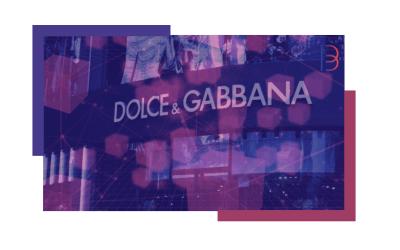DOLCE & GABBANA LANCIA COLLEZIONE GENESI:  UNA LINEA DI NFT IN COLLABORAZIONE COL MARKETPLACE DEL LUSSO UNXD